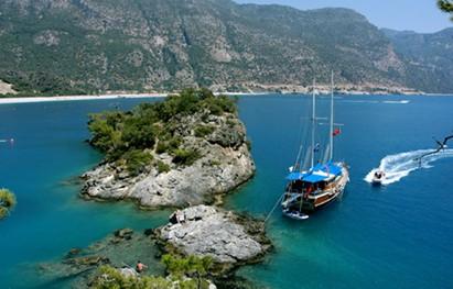 Turkey yacht rental